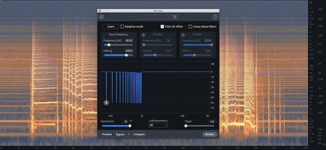 IZotope RX 8 Audio
