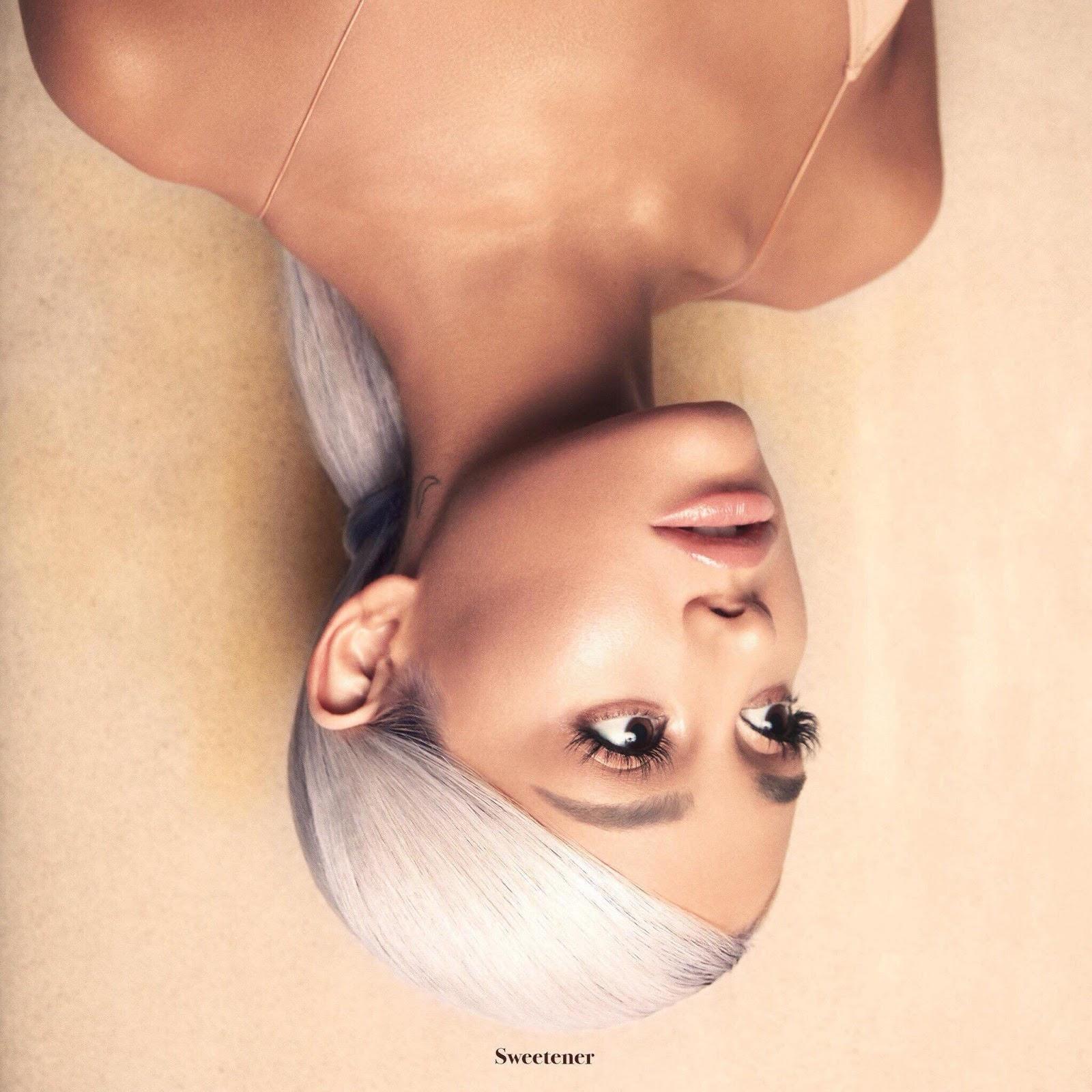 August 17: 'Sweetener' album by Ariana Grande