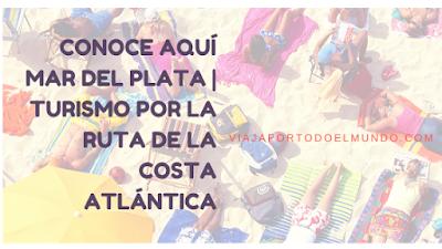 www.viajaportodoelmundo.com    Mar del Plata. Argentina