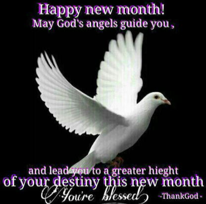 Sweetest Happy New Month Messages And Wishes For May 2019