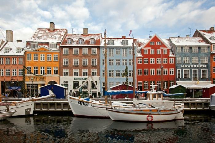 Dicas para curtir Copenhagen - Nyhavn