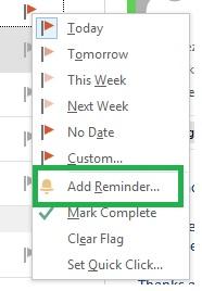 Set_Reminder_outlook_alarm_sound