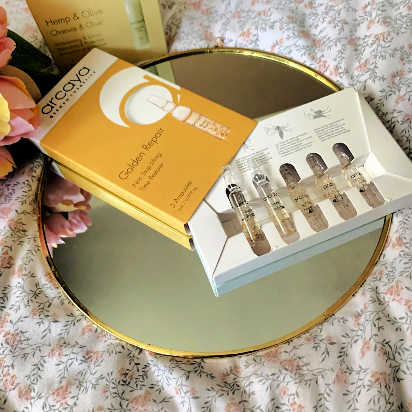 Review | Arcaya Skincare Ampoules