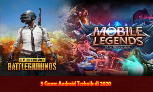 5 Game Android Terbaik di 2020