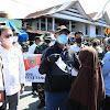 Kapolres Dengan Forkopimda Takalar Bagikan 1.999 Masker Gratis Kepada Masyarakat Di Giat Ops Yustisi