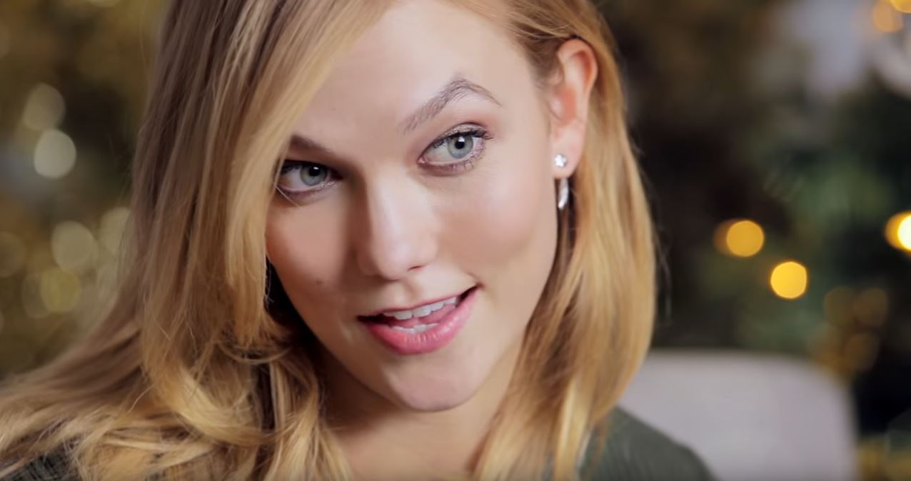 Karlie Kloss per Swarovski: è lei la ragazza bionda testimonial 2016