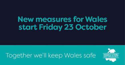 201020 Together we'll keep Wales safe