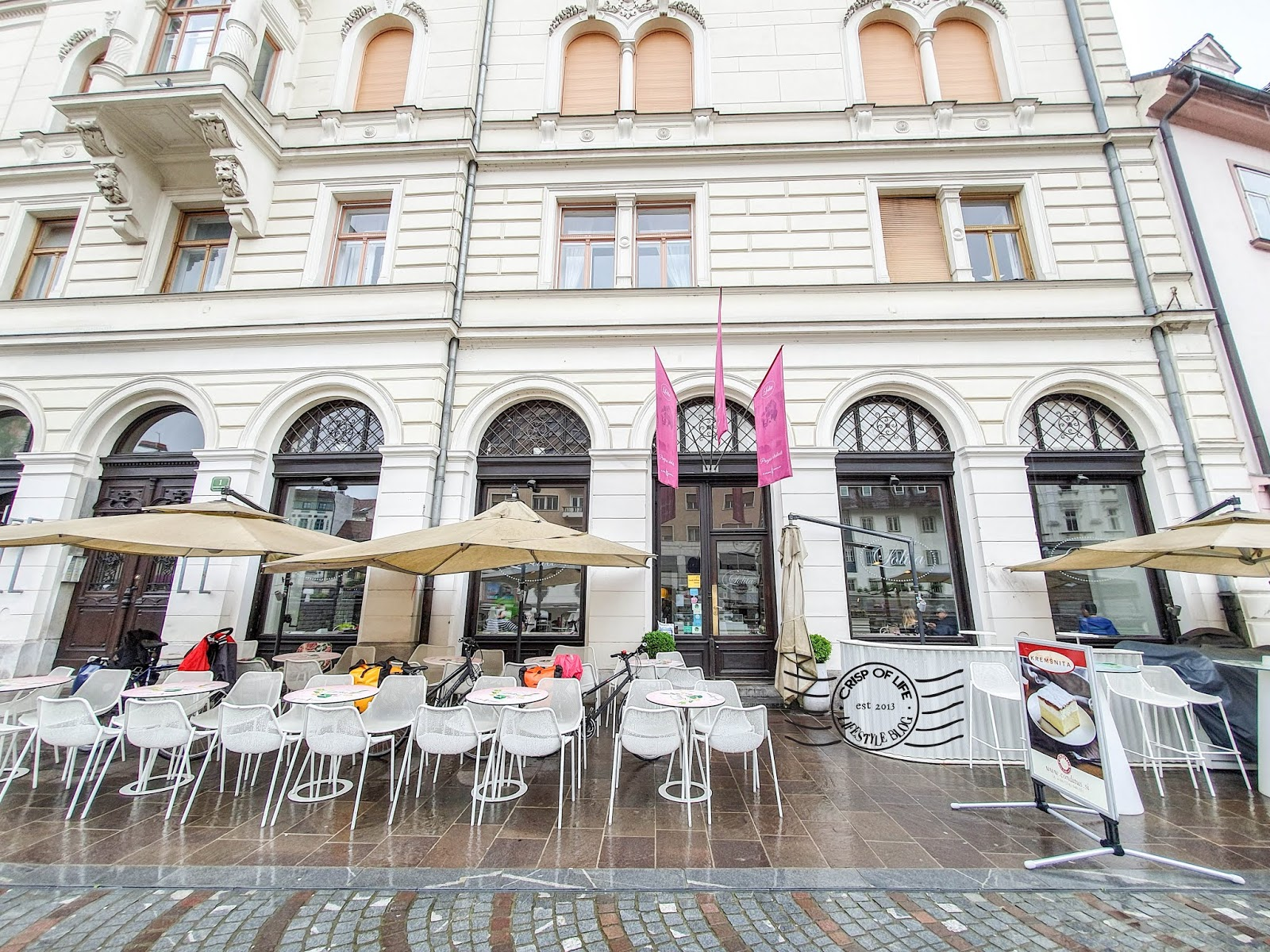 What to Eat in Ljubljana, Slovenia?