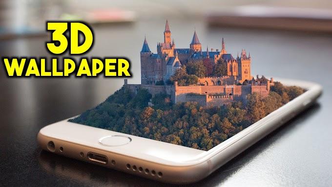 Download 3D Wallpaper Free - 3D वॉलपेपर डाउनलोड करना सीखे.