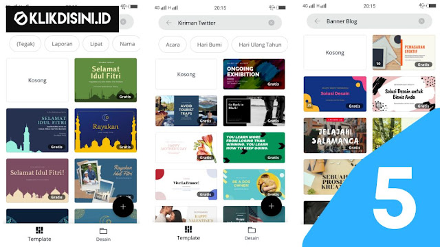 [Review App] Download Canva Premium Pro Mod Apk Unlocked Versi Terbaru 2020 (Aplikasi Android)