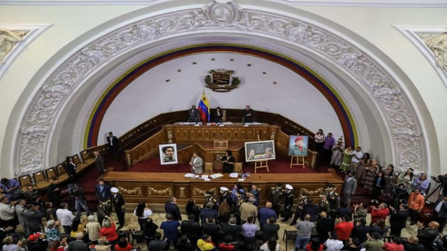 Golpe de Estado: Constituyente cubana asume las competencias constitucionales de la AN