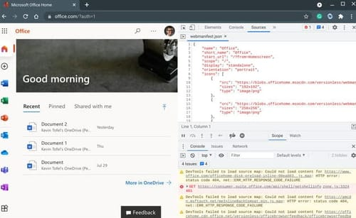 Office for Android apps won't work on Chrome OS