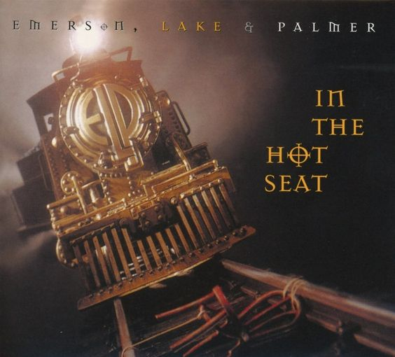 EMERSON LAKE & PALMER - In The Hot Seat [Deluxe Edition remastered 2017] full