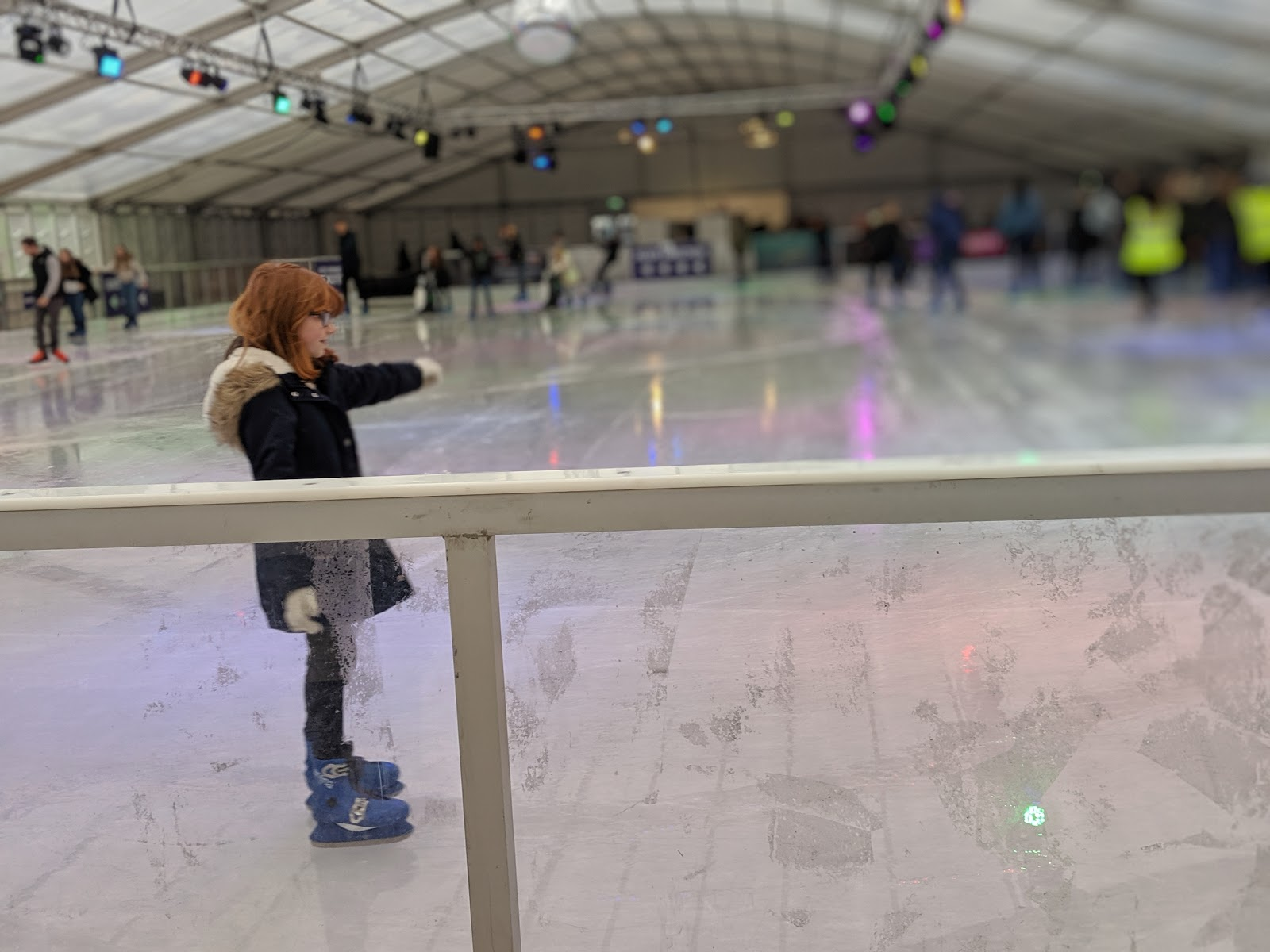 A Guide to Visiting Liverpool Christmas Markets & Lights  - Liverpool Ice Festival Ice Skating