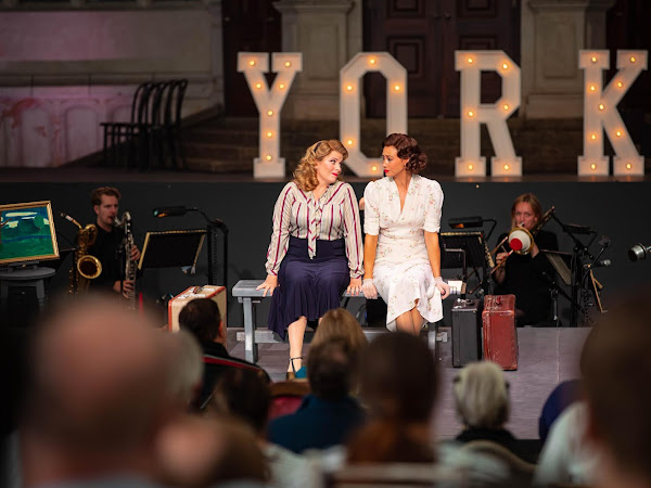 Wonderful Town, Opera Holland Park | Review