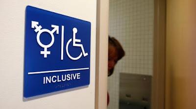 kamar mandi kaum transgender di amerika serikat