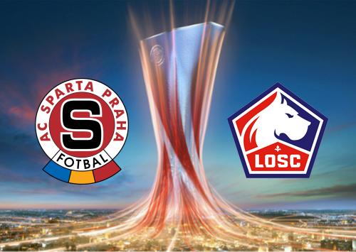 Sparta Praha vs Lille -Highlights 22 October 2020