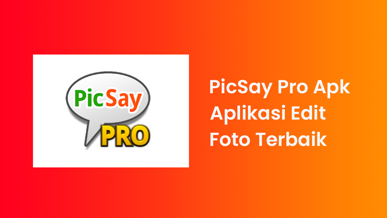 PicSay Pro Aplikasi Editi Foto Android Terbaik