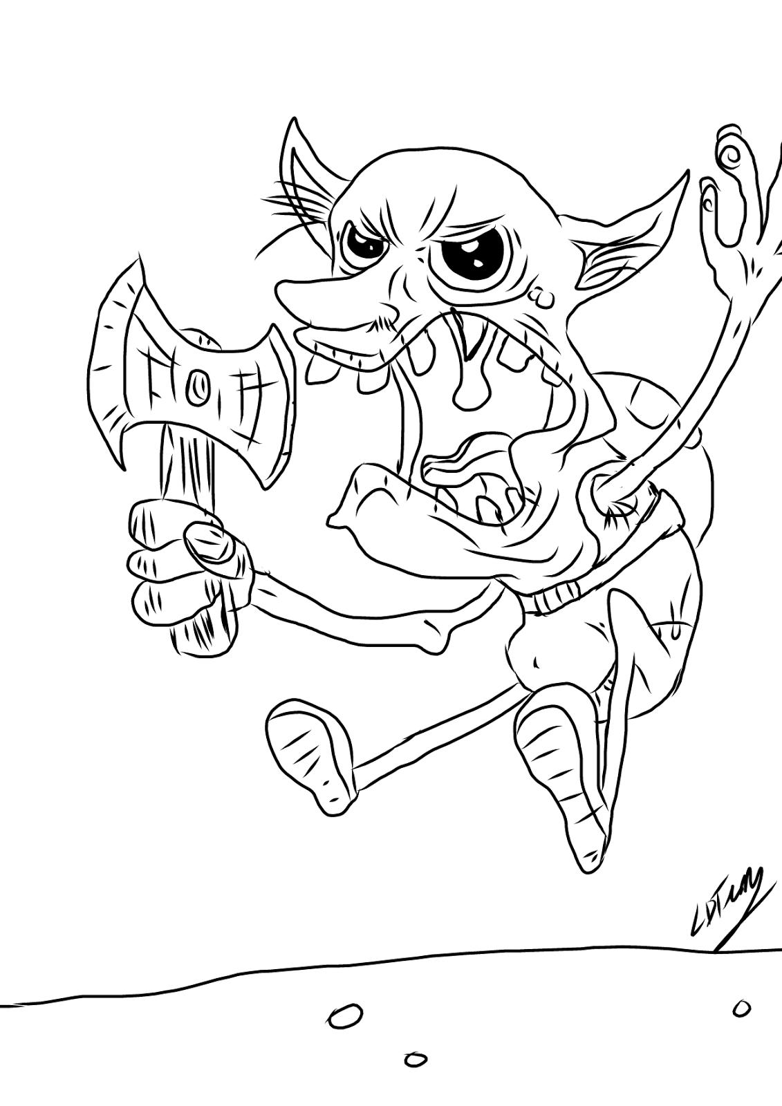 Favour in Fun: Goblins
