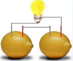baterai bertenaga lemon