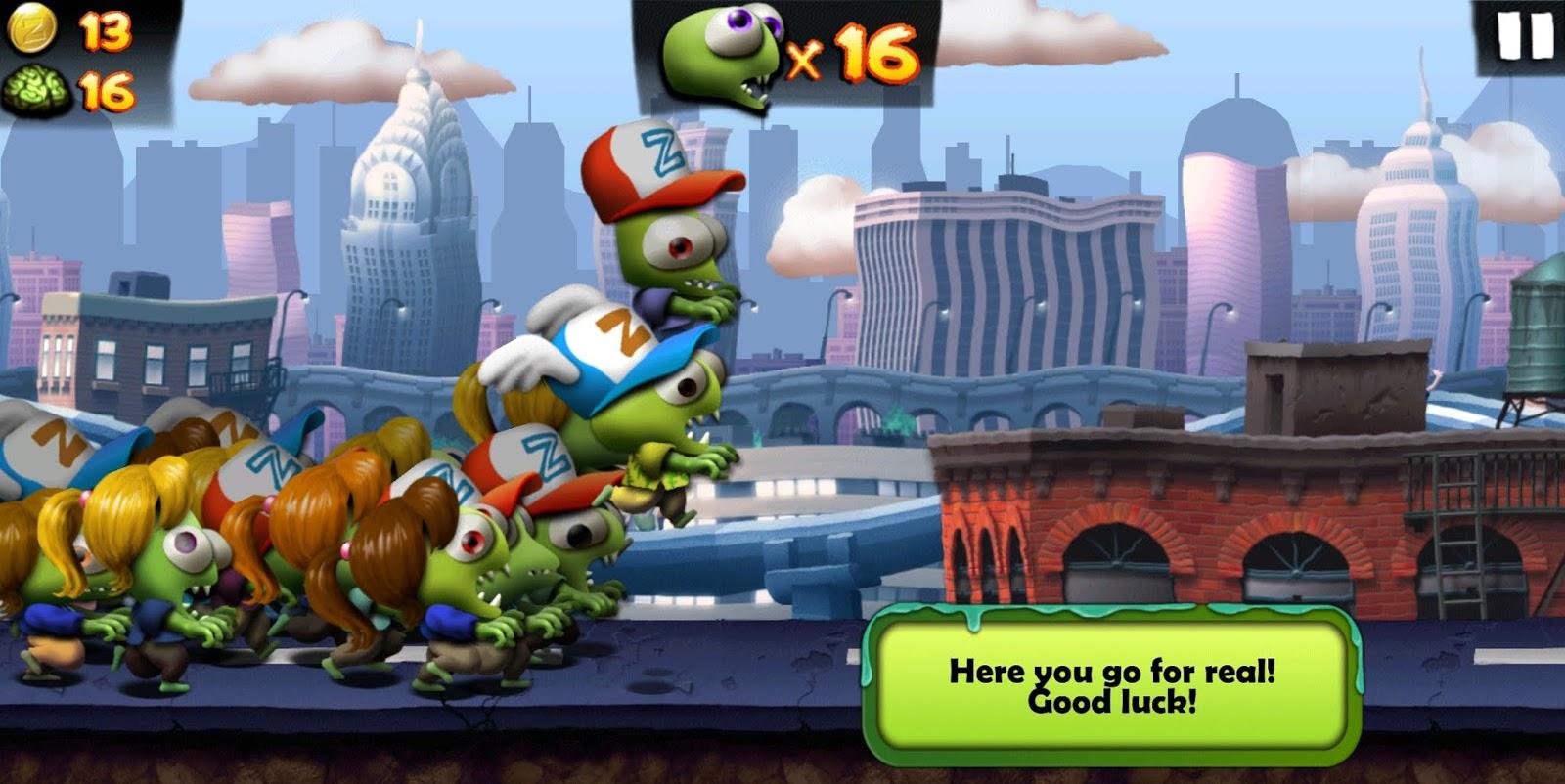 download game zombie tsunami mod apk new version
