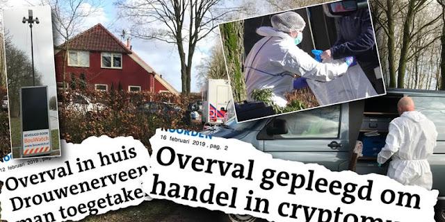 تعذيب مروع لشخص على يد مجموعة ادعت أنها من الشرطة الهولندية