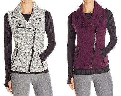Calvin Klein Performance Sweater Knit Fleece Vest $49 (reg $79)