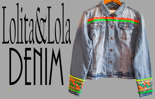 cazadora vadera   denim jacket   lolitaylola