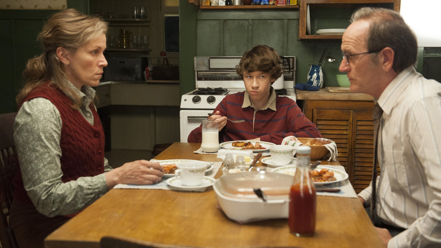 Olive Kitteridge: 5 series para maratonear en invierno