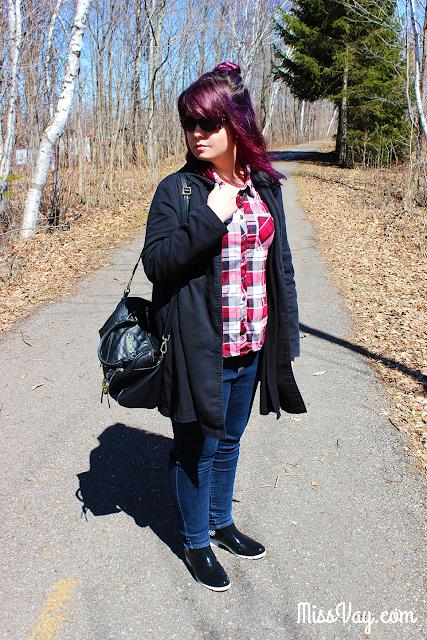 Outfit printemps Cougar bottes MissVay