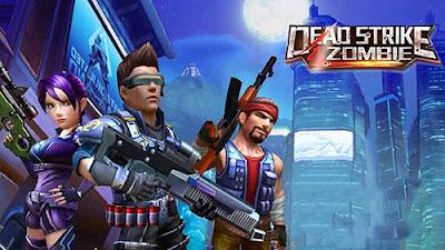 Dead strike 4 zombie  v1.01