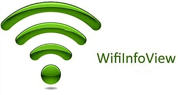 برنامج معرفة معلومات شبكات الواي فاي WifiInfoView