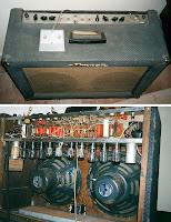 Ampeg Echo Twin ET-1