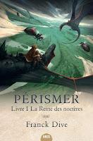 Couverture du livre Perismer 1 de Franck Dive