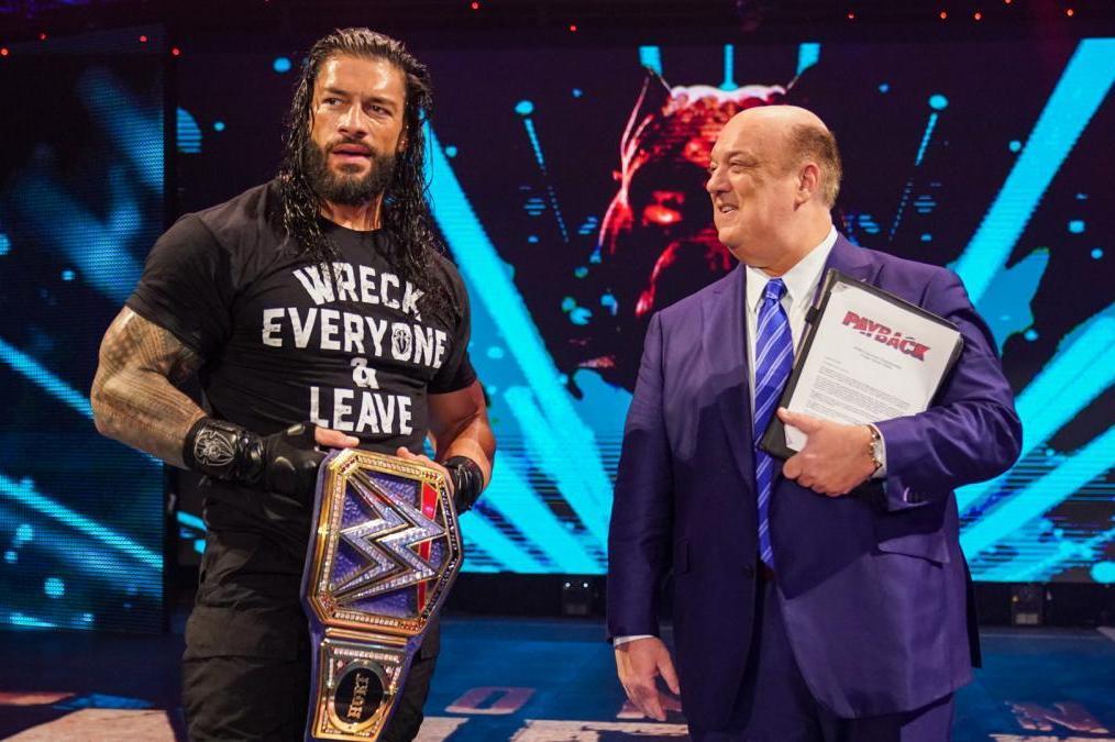 "Roman Reigns terá adversário ""cômico"" pelo WWE Universal Championship no Royal Rumble"