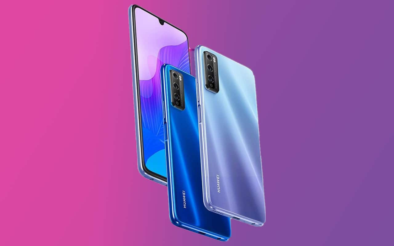 Huawei Enjoy 20 Pro With Tripal Rare Camera | Price and Specifications.