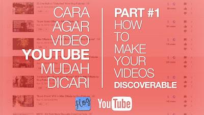 Cara Agar Video YouTube Mudah Dicari - Hog Pictures
