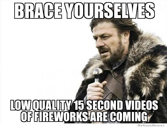 4th of july weekend meme