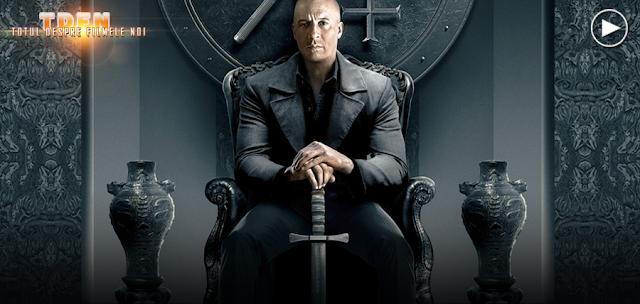 Vin Diesel nu se teme de nimic în noul trailer complet pentru filmul The Last Witch Hunter
