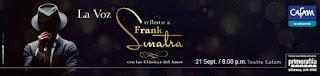Concierto HOMENAJE a FRANK SINATRA | Clasicas Del Amor