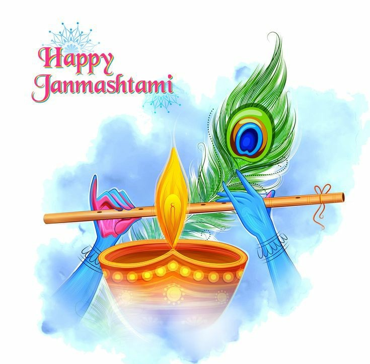 happy-janmashtami-painting