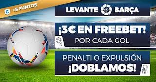 Paston promo Levante vs Barcelona 11-5-2021