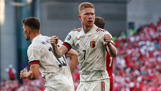 I'm one of the best in the world: De Bruyne