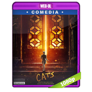 Cats (2019) WEB-DL 720p Audio Dual