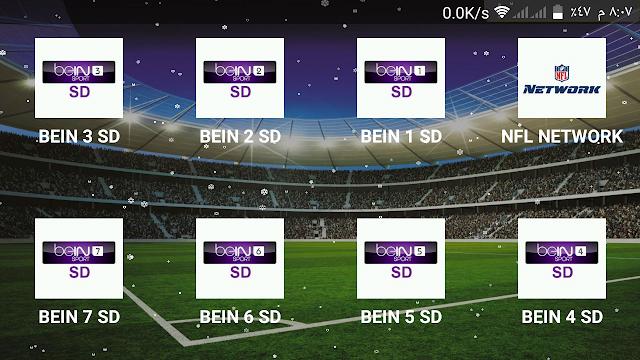 تحميل تطبيق sportsangel by IPTV APK للاندرويد مجانا