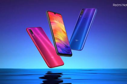 Redmi Note 7 Pro Smartphone Murah Namun Powerfull