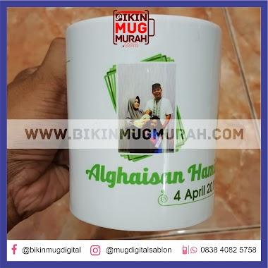 Mug Custom 1 Tahun