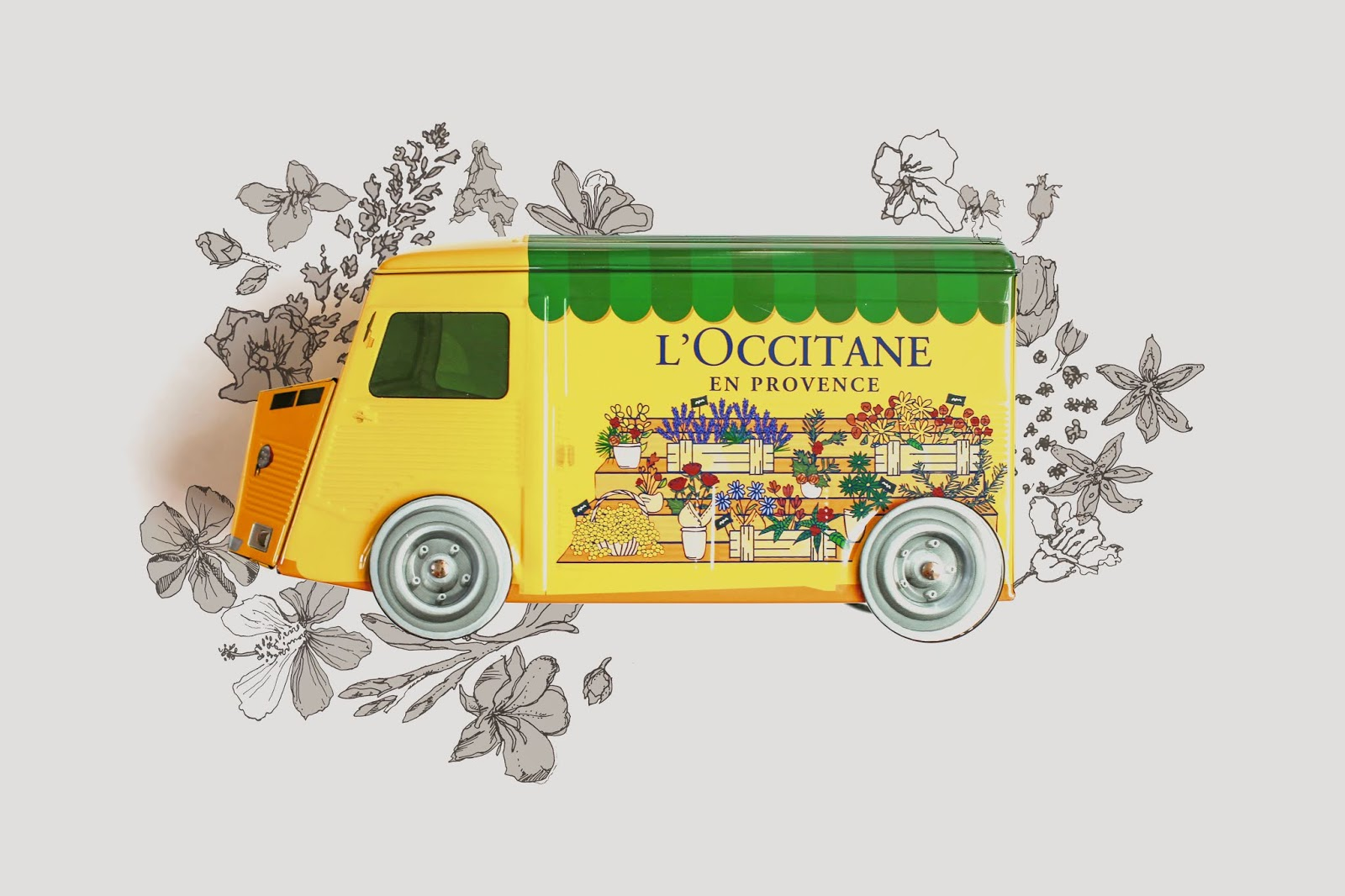 Rêveuse Wellness: L'Occitane, the perfect sized travel companions