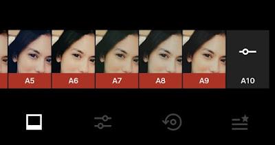 cara edit foto seperti jadul