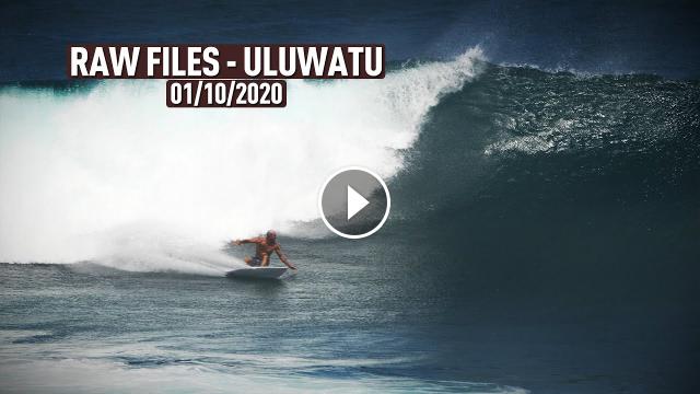Did Kelly got annoyed by the crowd - Uluwatu - RAWFILES 01 10 2020 4k